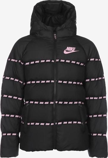Nike Sportswear Daunenjacke in pink / schwarz, Produktansicht