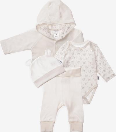 LILIPUT Underwear Set 'Schaf' in Light beige / White, Item view