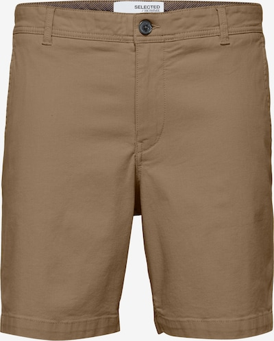 SELECTED HOMME Trousers 'Storm' in Light brown, Item view