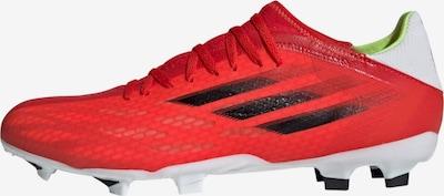 ADIDAS PERFORMANCE Παπούτσι ποδοσφαίρου 'X Speedflow.3' σε κόκκινο / μαύρο, Άποψη προϊόντος