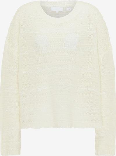 usha WHITE LABEL Pullover in wollweiß, Produktansicht