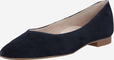 Paul Green Ballerina in navy, Produktansicht