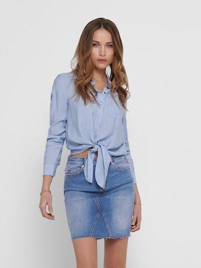 ONLY Bluza 'Dani' u svijetloplava, Prikaz modela