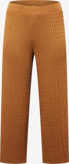 Pantaloni 'Valeria' Guido Maria Kretschmer Curvy Collection pe maro coniac, Vizualizare produs