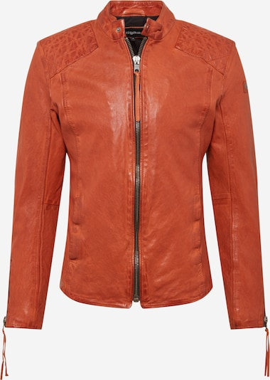 tigha Jacke 'Nero' in orange, Produktansicht