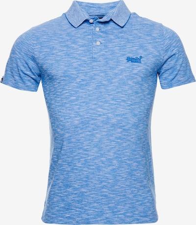 Superdry Shirt in de kleur Lichtblauw, Productweergave