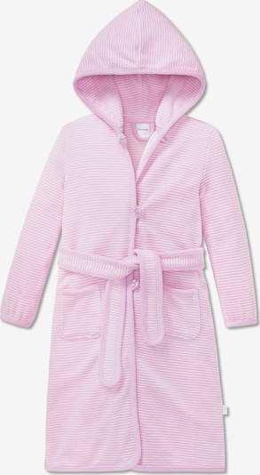 SCHIESSER Bademantel in rosa, Produktansicht