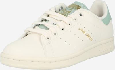 Sneaker low 'STAN SMITH' ADIDAS ORIGINALS pe albastru pastel / auriu / alb, Vizualizare produs