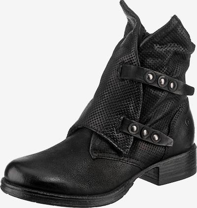 JOLANA & FENENA Biker Boots in schwarz, Produktansicht