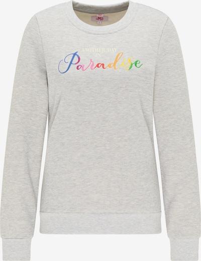 MYMO Sweatshirt in de kleur Grijs, Productweergave