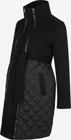 MAMALICIOUS Övergångsjacka 'Giggi Tikka' i svart