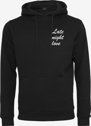 Mister Tee Sweatshirt 'Late Night Love' in mischfarben / schwarz, Produktansicht