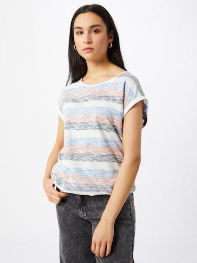 TOM TAILOR Shirt in mischfarben, Modelansicht