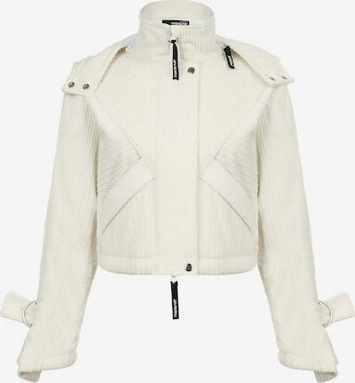 MONOSUIT Between-Season Jacket 'STARDUSTER' in White, Item view
