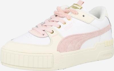 PUMA Niske tenisice u roza / bijela, Pregled proizvoda