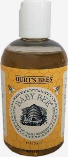BURT'S BEES Nourishing Oil in gelb, Produktansicht