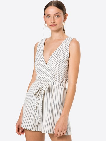 ABOUT YOU Jumpsuit 'Hanne' in White