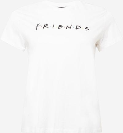 Cotton On Curve Shirt in schwarz / weiß, Produktansicht