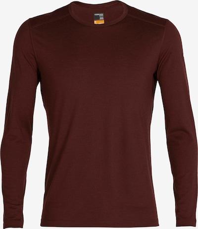ICEBREAKER Performance Shirt '200 Oasis' in Dark brown, Item view