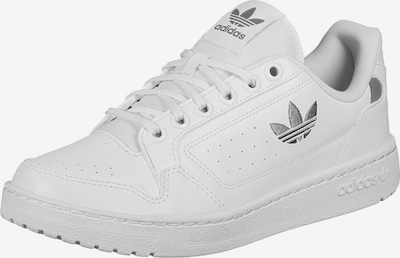 ADIDAS ORIGINALS Sneaker 'NY 90' in dunkelgrau / weiß, Produktansicht