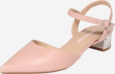 Dorothy Perkins Pumps 'Diamond Court' in nude: Frontalansicht