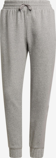 ADIDAS ORIGINALS Pants in mottled grey / White, Item view