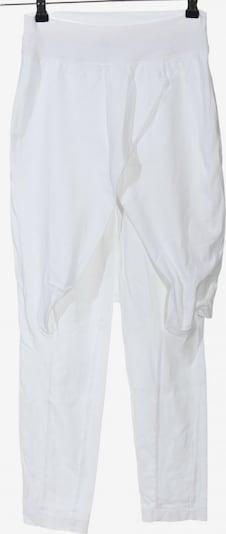 European Culture Stoffhose in S in weiß, Produktansicht