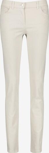 GERRY WEBER Jeans in beige, Produktansicht