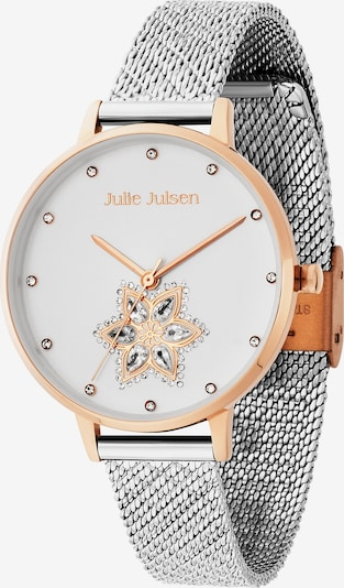 Julie Julsen Uhr in rosegold / silber, Produktansicht
