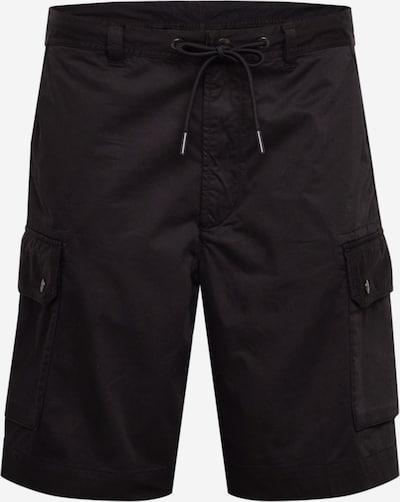 Pantaloni cu buzunare 'APE' DIESEL pe negru, Vizualizare produs