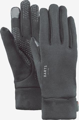 Barts Full Finger Gloves in Grey