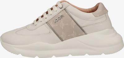 JOOP! Sneaker in beige / taupe, Produktansicht