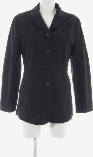 Uli Schneider Long-Blazer in XL in schwarz, Produktansicht