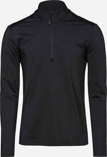 CMP Športna majica | črna barva, Prikaz izdelka
