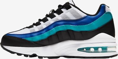 Nike Sportswear Sneaker in blau / schwarz / weiß, Produktansicht