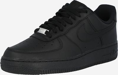 Nike Sportswear Baskets basses 'AIR FORCE 1 '07' en noir, Vue avec produit