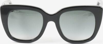 Gucci Karée Brille in One Size in schwarz, Produktansicht