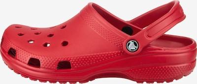 Crocs Classic Clogs in hellrot, Produktansicht