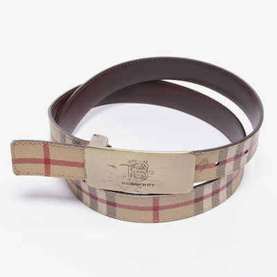 BURBERRY Belt in L in Mixed colors, Item view