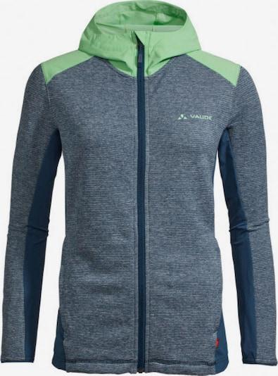 VAUDE Jacke ' Wo Croz Fleece Jacket II ' in grasgrün, Produktansicht
