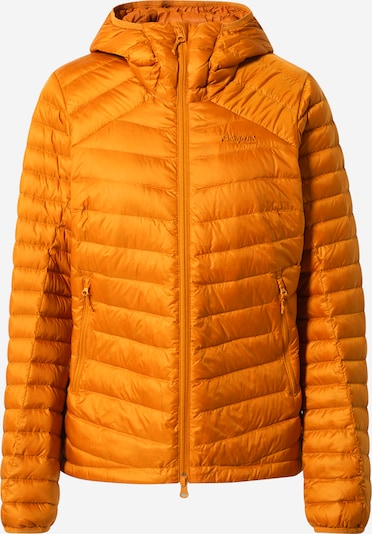 Bergans Between-season jacket 'Røros' in gold yellow, Item view