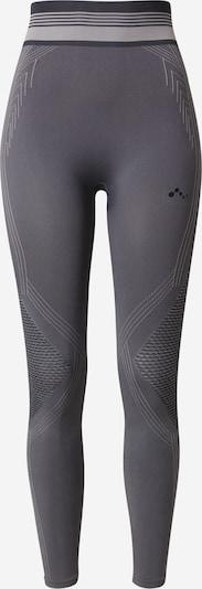ONLY PLAY Sportbroek 'MERETA' in de kleur Duifblauw / Grafiet / Lichtgrijs, Productweergave