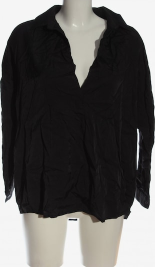 Voyelles Hemd-Bluse in M in schwarz, Produktansicht