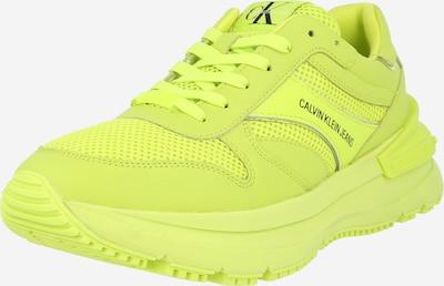 Calvin Klein Jeans Nízke tenisky - citrónová, Produkt