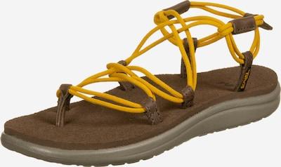 TEVA Sandalen ' Voya Infinity ' in gelb, Produktansicht
