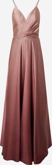 Rochie de seară Unique pe roșu, Vizualizare produs