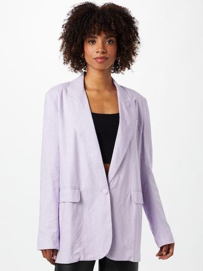 Bardot Blazer 'CHARLIE' in Lavender, View model
