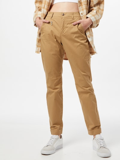 s.Oliver Hose in cappuccino, Modelansicht