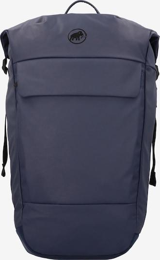 MAMMUT Rucksack 'Seon Courier' in dunkelblau / dunkelgrau / schwarz, Produktansicht