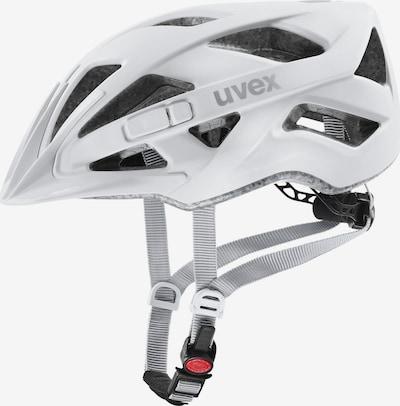UVEX Helm 'Touring' in silbergrau / weiß, Produktansicht